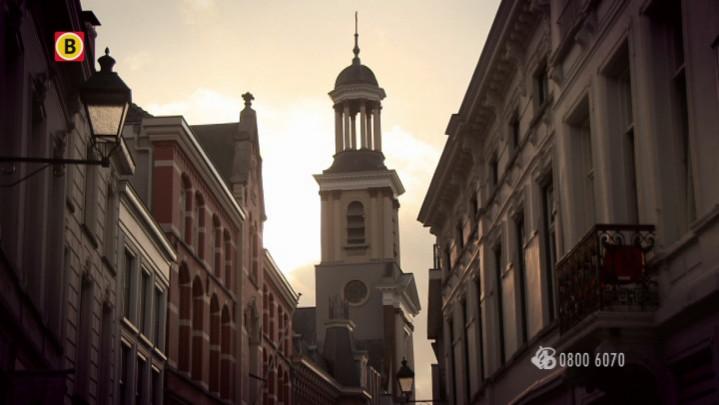 Beelden van gewelddadige straatroof Breda in Bureau Brabant
