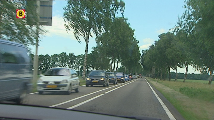 Grote verkeerschaos rond Luchtmachtdagen in Volkel