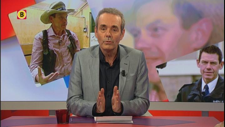 De hobby van... TV-agent Peter Boots