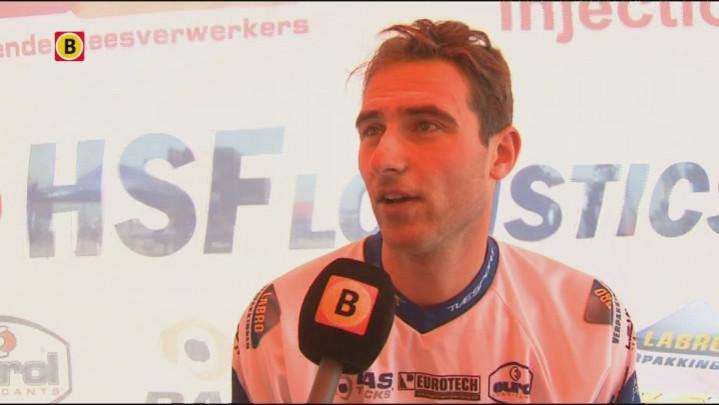 Motorrijder Hans Vogels uit Sint-Oedenrode doet het ondanks hoogteziekte prima tijdens de Dakar Rally