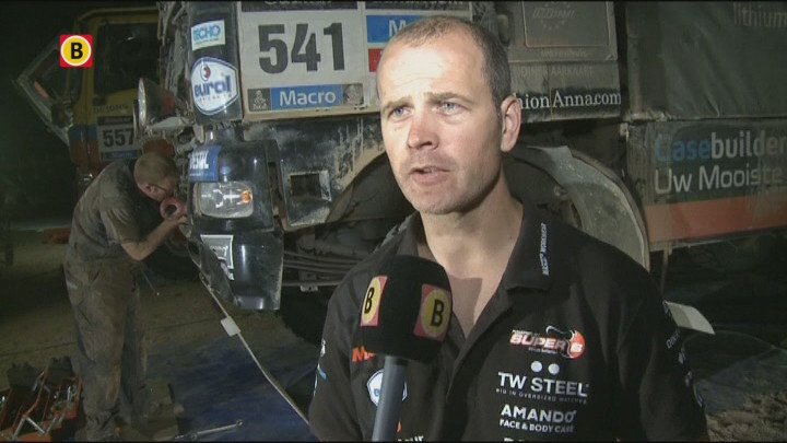 Kees Koolen en Jürgen van den Goorbergh over hun Dakar Rally