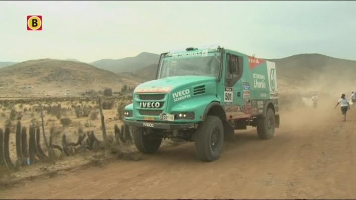 Gerard de Rooy tweede in Dakar Rally: 'Ik leg me erbij neer'