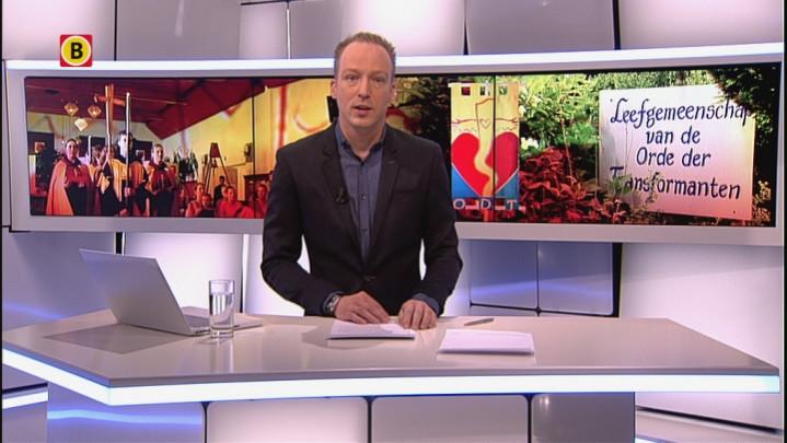 Sektelid Orde der Transformanten uit Hoeven steekt oud-lid neer in Laren