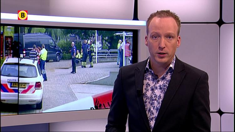 Twee doden gevonden in drugslab Uden