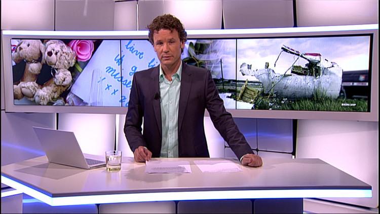 Condoleanceregister in Tilburg geopend voor slachtoffers vliegramp Oekraïne