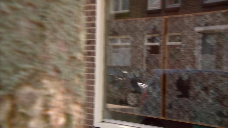 Mysterieuze tekens op huizen in Tilburg
