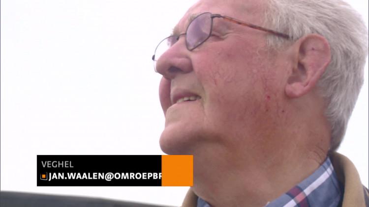 Emotionele parachutesprong in Veghel om operatie Market Garden te herdenken