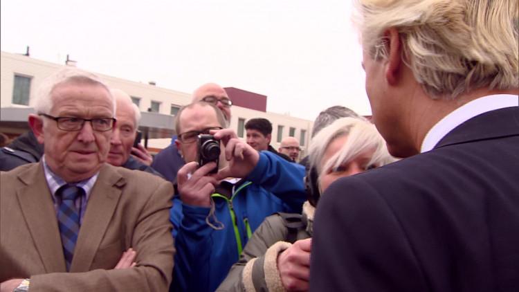 Interview met Geert Wilders over azc De Orangerie in Eindhoven en asielbeleid in Nederland