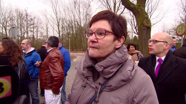 Interview met buurtbewoner over problemen en zorgen rondom azc De Orangerie in Eindhoven
