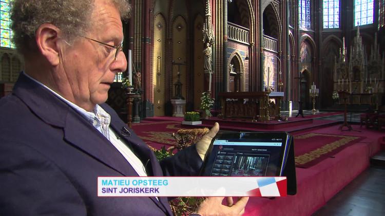 Kerken zetten beelden uitvaarten zonder toestemming online
