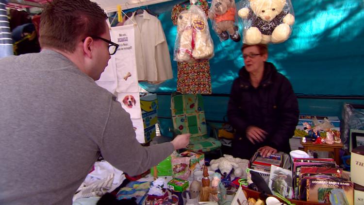 Hamsteren op de Tilburgse Meimarkt: zoveel mogelijk spullen voor zo min mogelijk geld