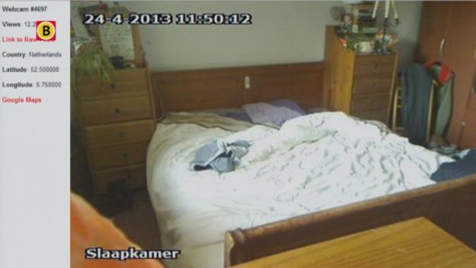 Via webcam gluren bij de buren | Omroep Brabant