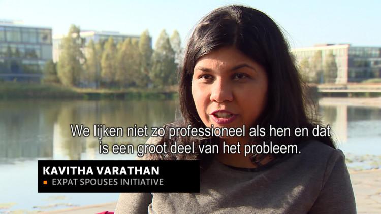 Hoogopgeleide vrouwen van expats aan de bak in Eindhoven