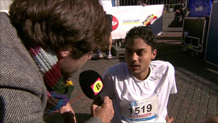 'Echte Brabantse gezelligheid. Ik heb een mooi liedje van Guus Meeuwis gehoord onderweg', deelnemers genieten van deelname aan marathon Eindhoven