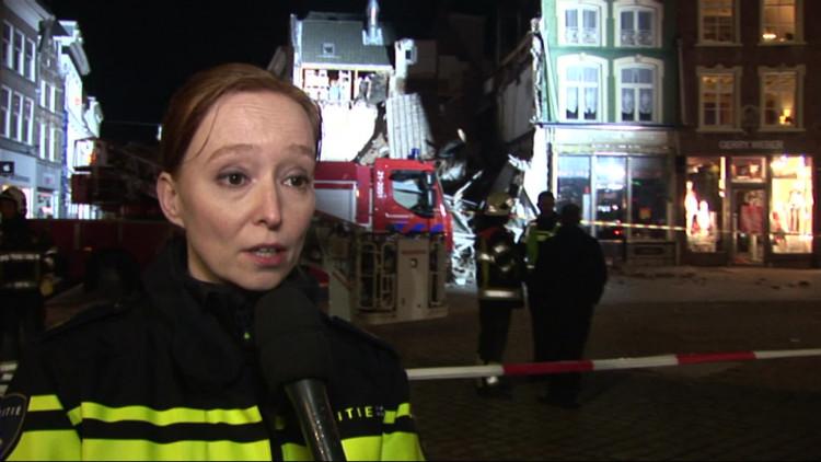 Hulpdiensten zoeken drie uur lang naar slachtoffers