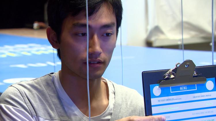 Via een drone je drankje bestellen op Technische Universiteit Eindhoven