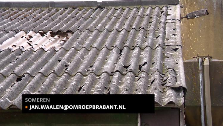 Boer Hikspoors zit stuk na enorme schade door noodweer