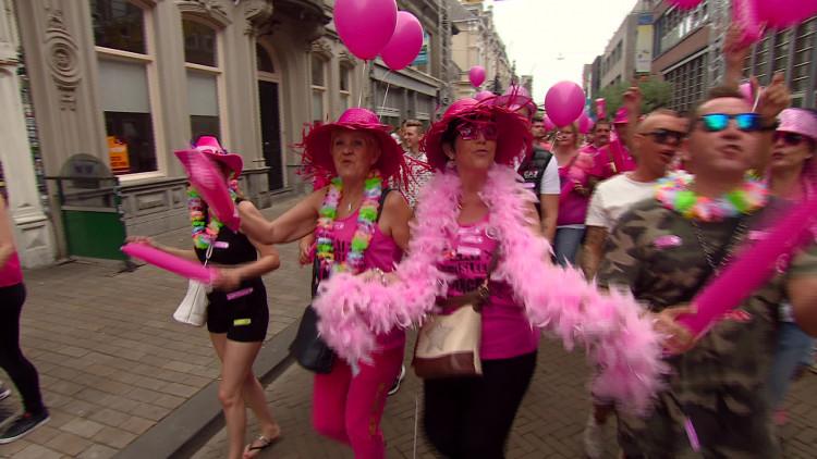 Extra veiligheidsmaatregelen tijdens Roze Maandag op Tilburgse Kermis