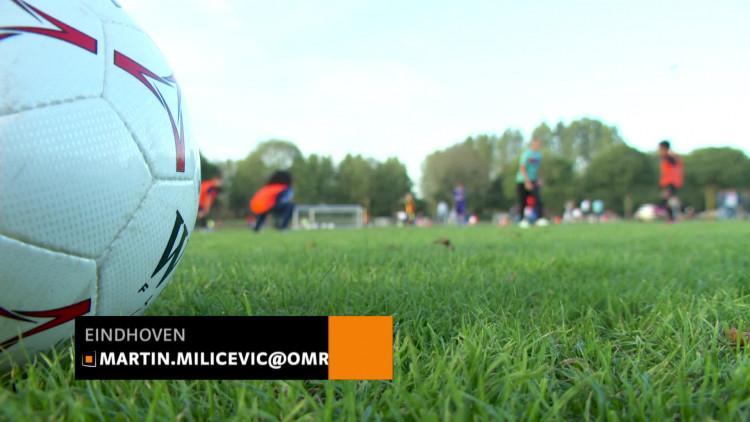 Bij amateurvereniging Unitas'59 kunnen 50 kinderen voetballen dankzij Jeugdsportfonds