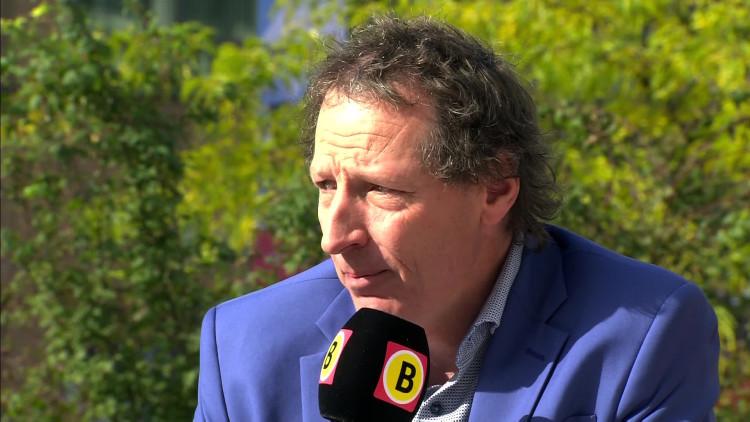 Marc Corstjens over Festus Talam