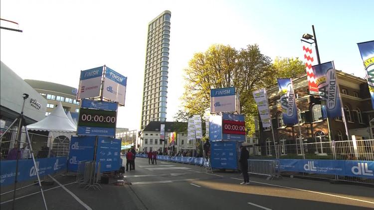 Korte compilatie van de Eindhovense marathon