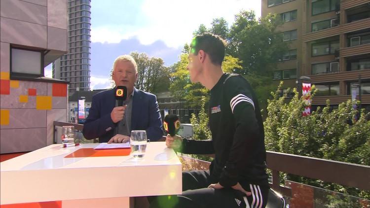 Harm Sengers liep een nieuw persoonlijk record in de marathon van Eindhoven