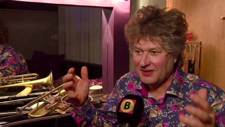 Een kort interview met Eric Vloeimans net nadat hij de Muziekprijs van het Prins Bernhard Cultuurfonds kreeg