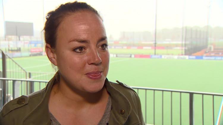 Maartje Paumen stopt als hockeyinternational: 'Tijd voor andere dingen'