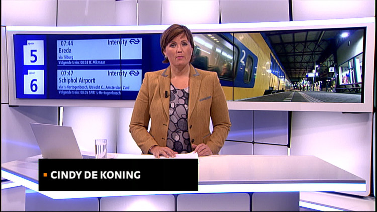 Nieuwe dienstregeling treinen en bussen verloopt zonder al te grote problemen