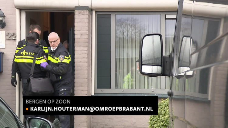 Drugslab ontdekt in woonwijk Bergen op Zoom