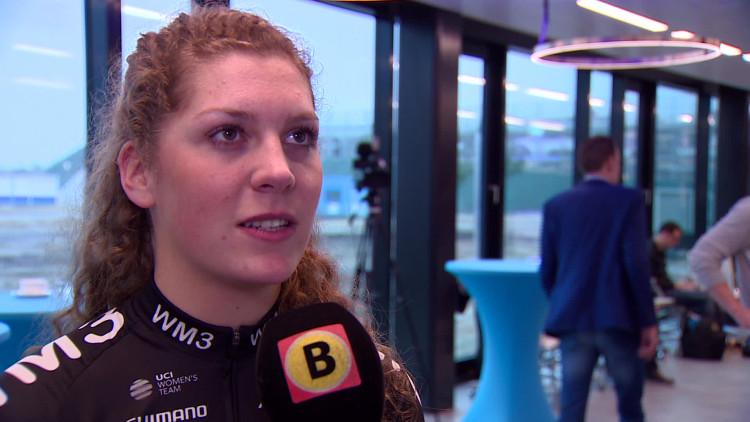 """Yara Kastelijn: """"Nog sterker worden na leerjaar"""""""