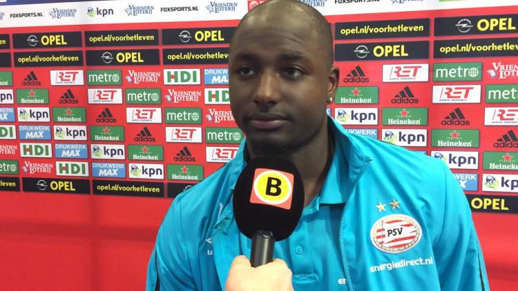 Jetro Willems zwaar teleurgesteld na nederlaag bij Feyenoord