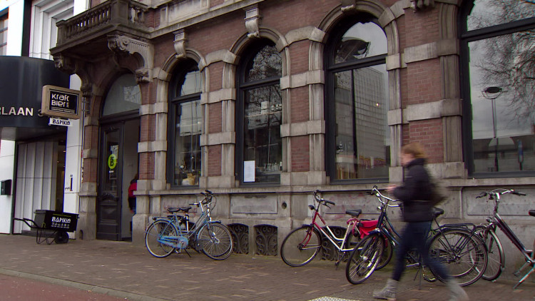 Bank 15 in Tilburg is een bedrijfsverzamelgebouw waar maatschappelijke betrokkenheid gecombineerd wordt met commercie