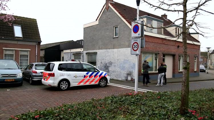 Huis aan de Hemelrijsestraat in Helmond overvallen