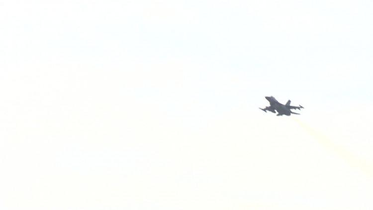 F16's stijgen op in Volkel