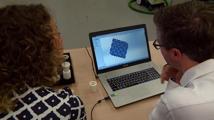 Admatec in Moergestel gebruikt keramiek als bouwstof voor 3D-printen