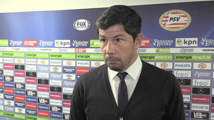 Erwin van de Looi na PSV-Willem II