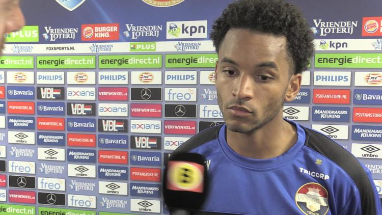 Funso Ojo na PSV - Willem II (5-0)