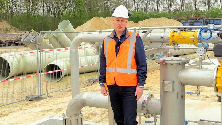 Ketels van bierbrouwer Heineken gebruiken biogas uit rioolslib Den Bosch