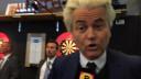 Wilders bedankt de bewoners van de gemeente Rucphen