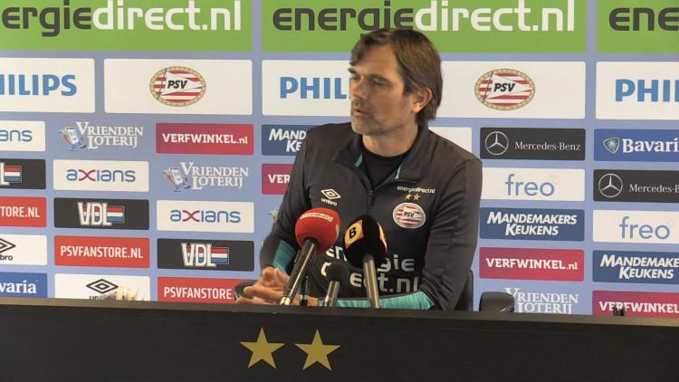 PSV moet zich niet spiegelen aan Ajax