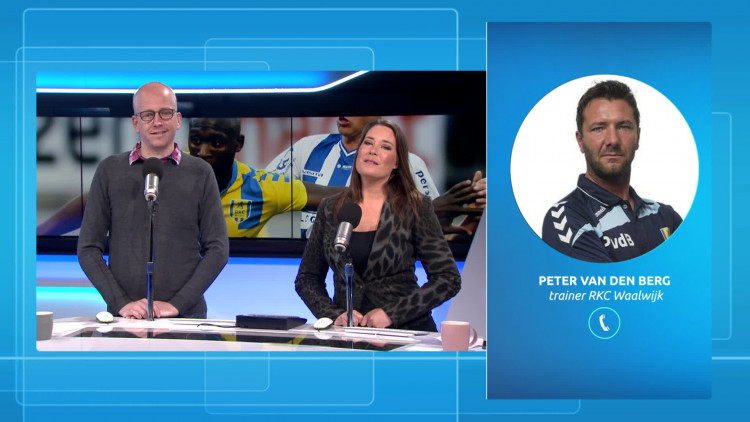 RKC Waalwijk heeft baat bij verlies tegen Cambuur voor plek in play-offs