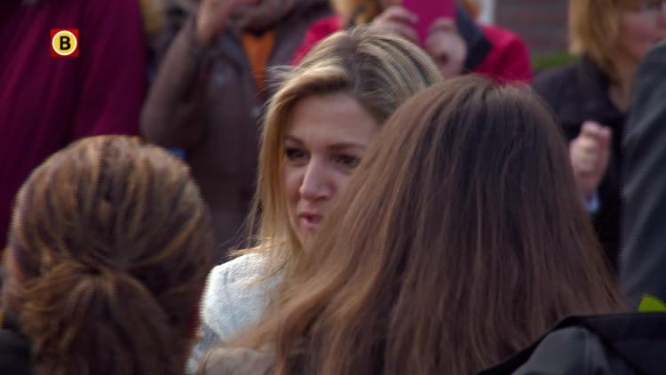 Willem-Alexander en Máxima enthousiast bij de opening van de Koningsspelen