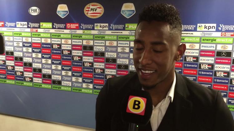 Joshua Brenet na PSV-Ajax