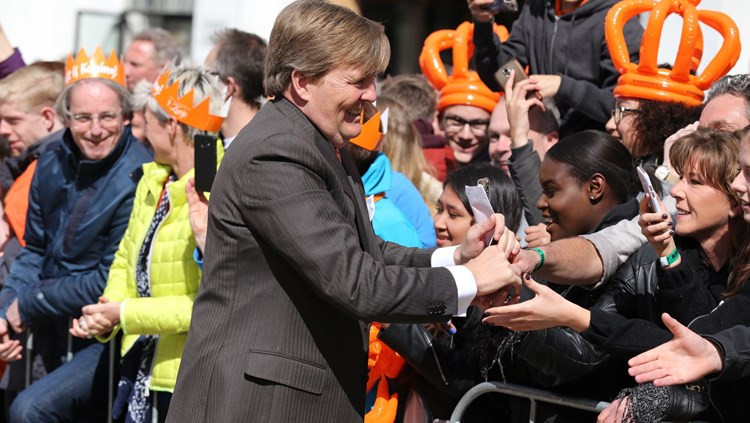 Samenvatting koningsdag 2017: een koninklijk uitje in Tilburg