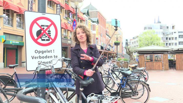 Niet te filmen: zogenaamd filmverbod in en rond Eindhoven