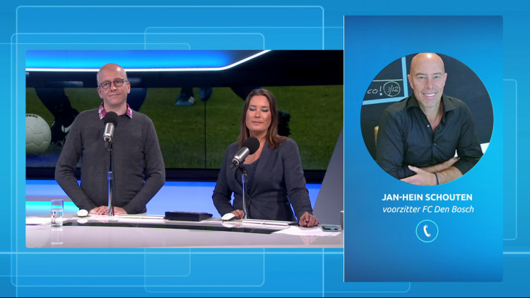 FC Den Bosch-voorzitter Jan-Hein Schouten over het initiatief