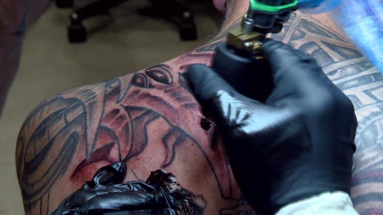 Veel belangstelling voor jaarlijkse tattoo convention in Breda