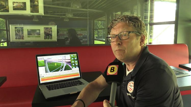 Wim Rip, de man van de statistieken bij PSV