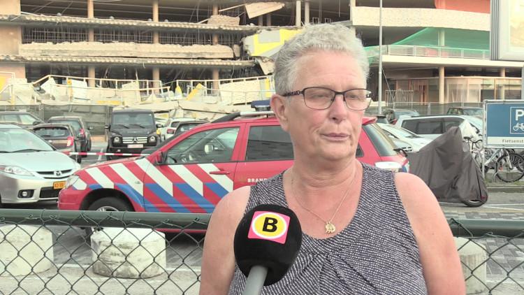 Ooggetuigen dachten dat er een aanslag werd gepleegd